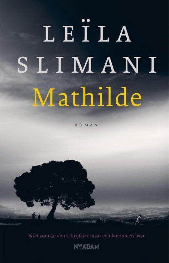 Leila Slimani Mathilde