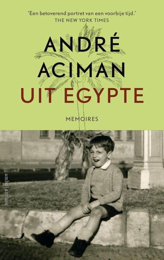 Andre Aciman Uit Egypte