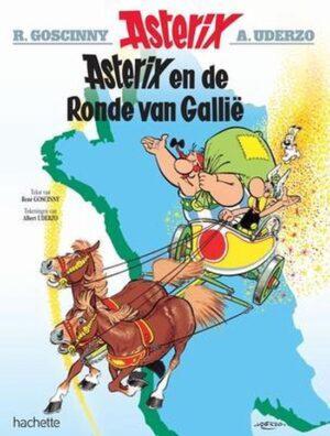 Astrerix De ronde van Gallie