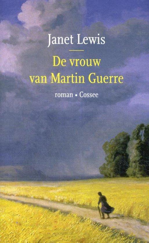 Janet Lewis De Vrouw Van Martin Guerre