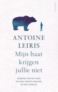 Antoine Leiris Mijn Haat Krijgen Jullie Niet