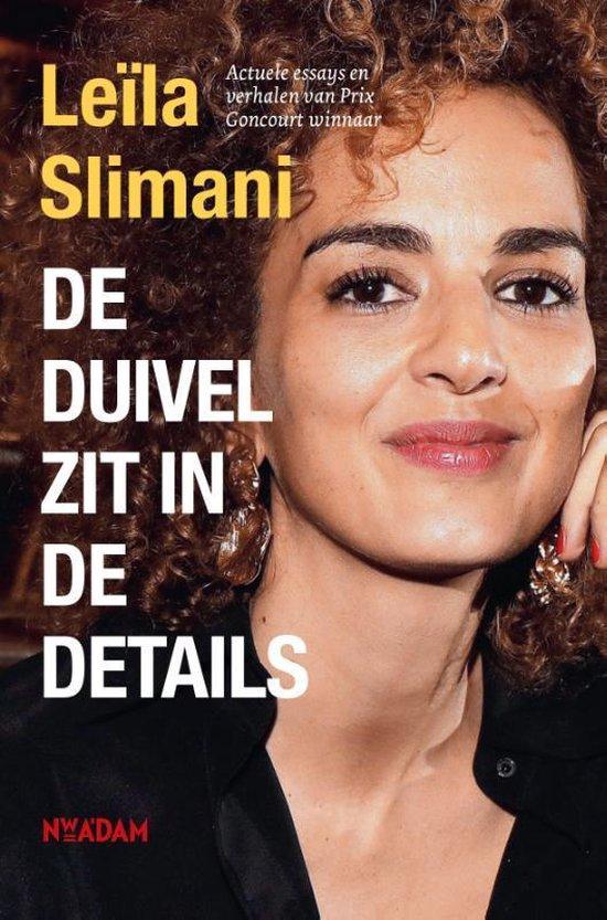 Leila Slimani De Duivel Zit In De Details