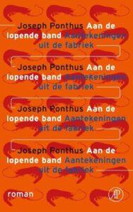joseph ponthus aan de lopende band