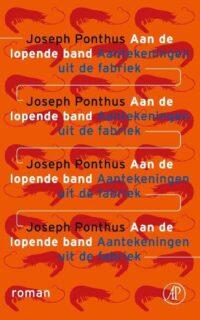 Boekbespreking Aan de lopende band van Joseph Ponthus