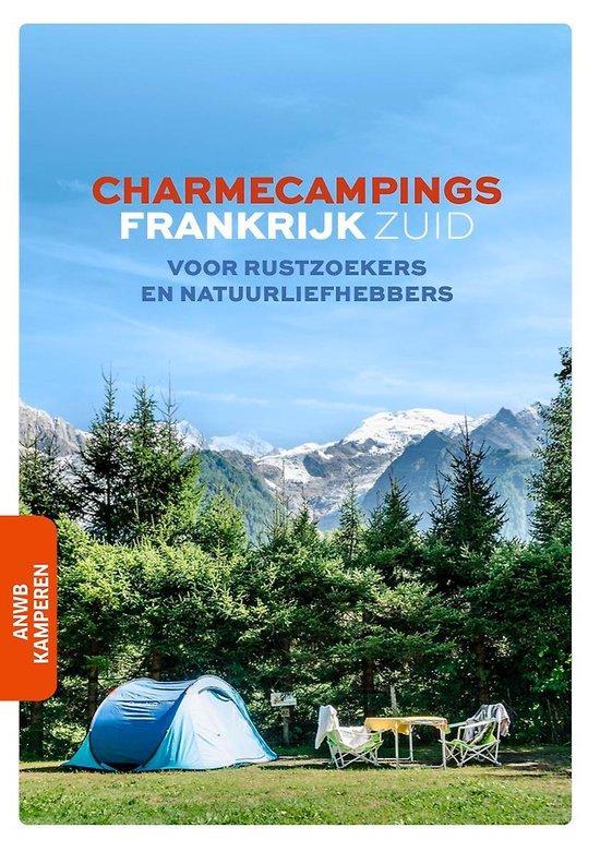 anwb charmecampings charmecampings frankrijk zuid