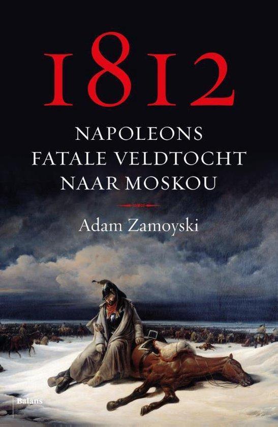 adam zamoyski 1812