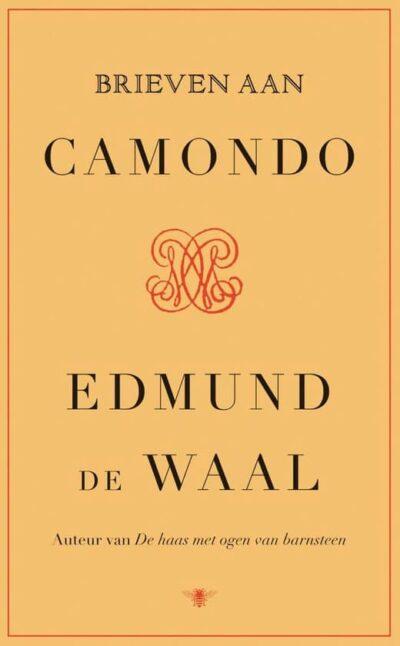 edmund de waal brieven aan camondo