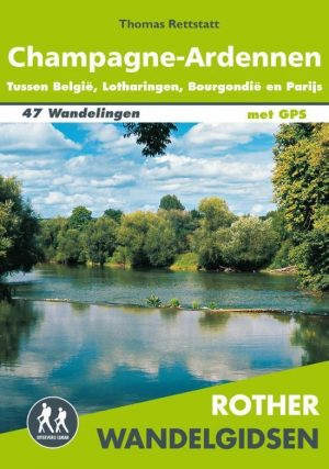 Rother wandelgids Champagne-Ardennen