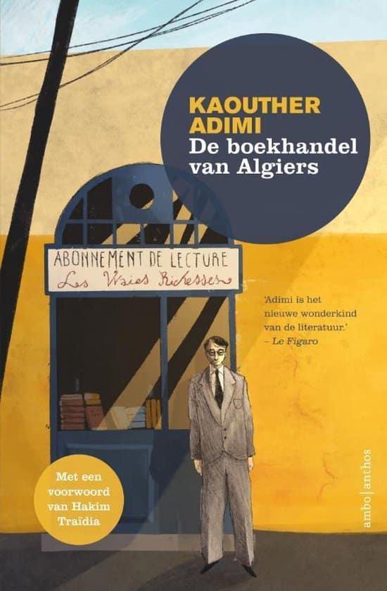 kaouther adimi de boekhandel van algiers